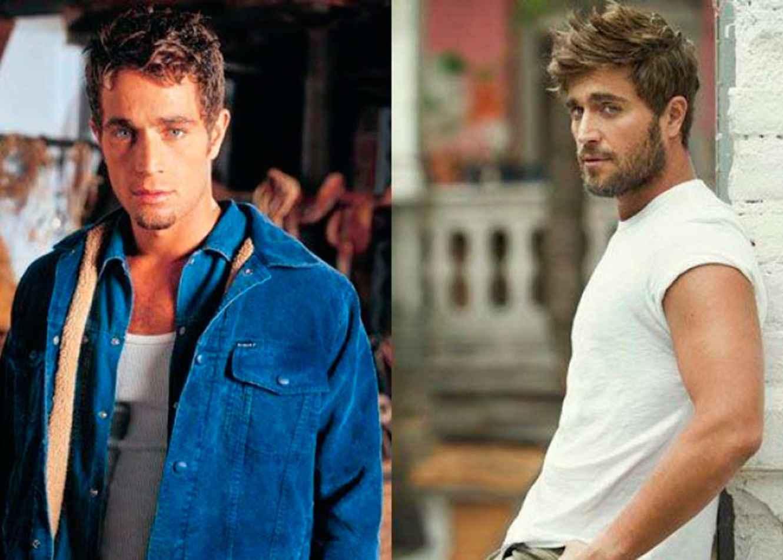 El antes y después de los actores de Pasión de Gavilanes - Imagen 2