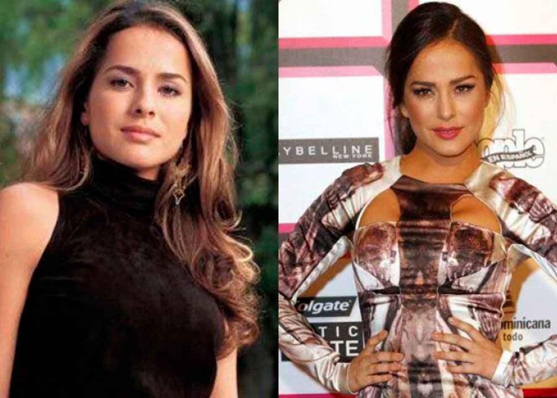 El antes y después de los actores de Pasión de Gavilanes - Imagen 7