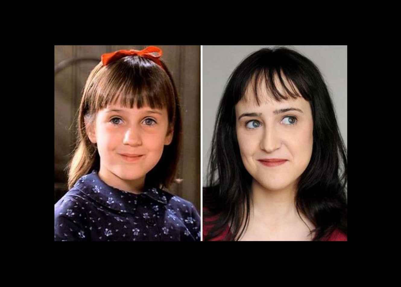 Asi están los actores de Matilda 20 años despues