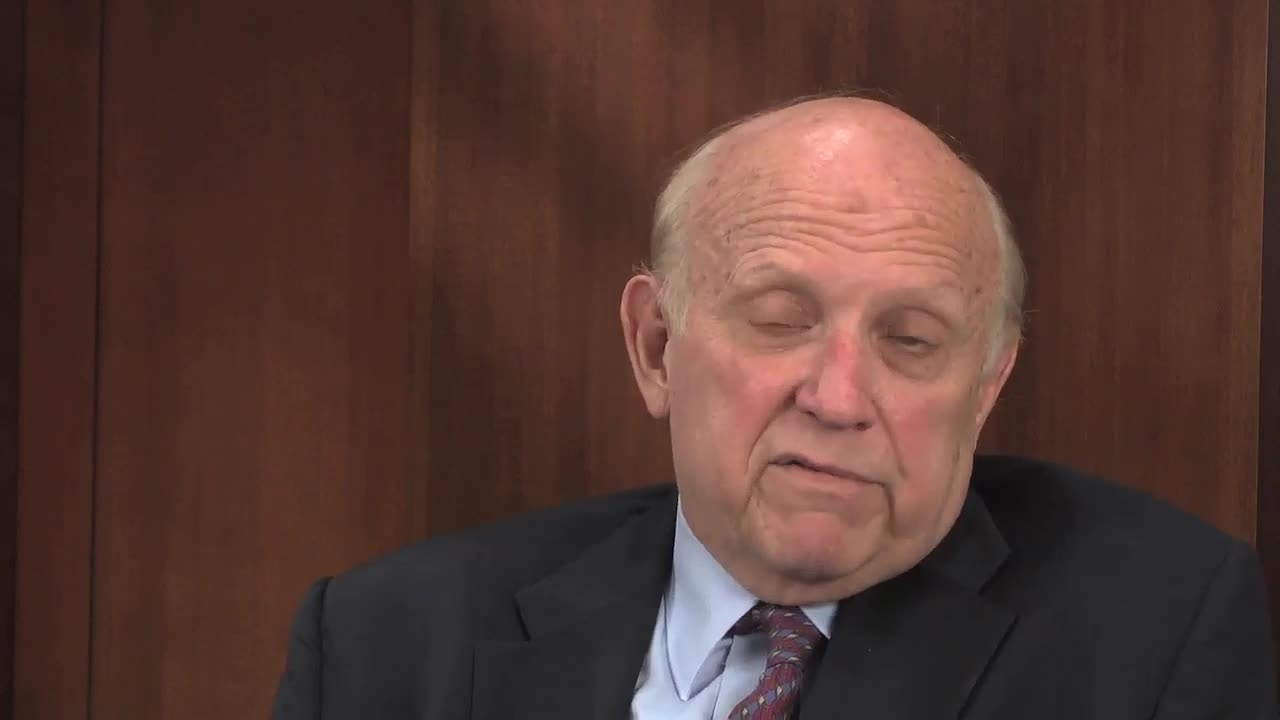 Floyd Abrams on the diverse backgrounds of Cahill attorneys.