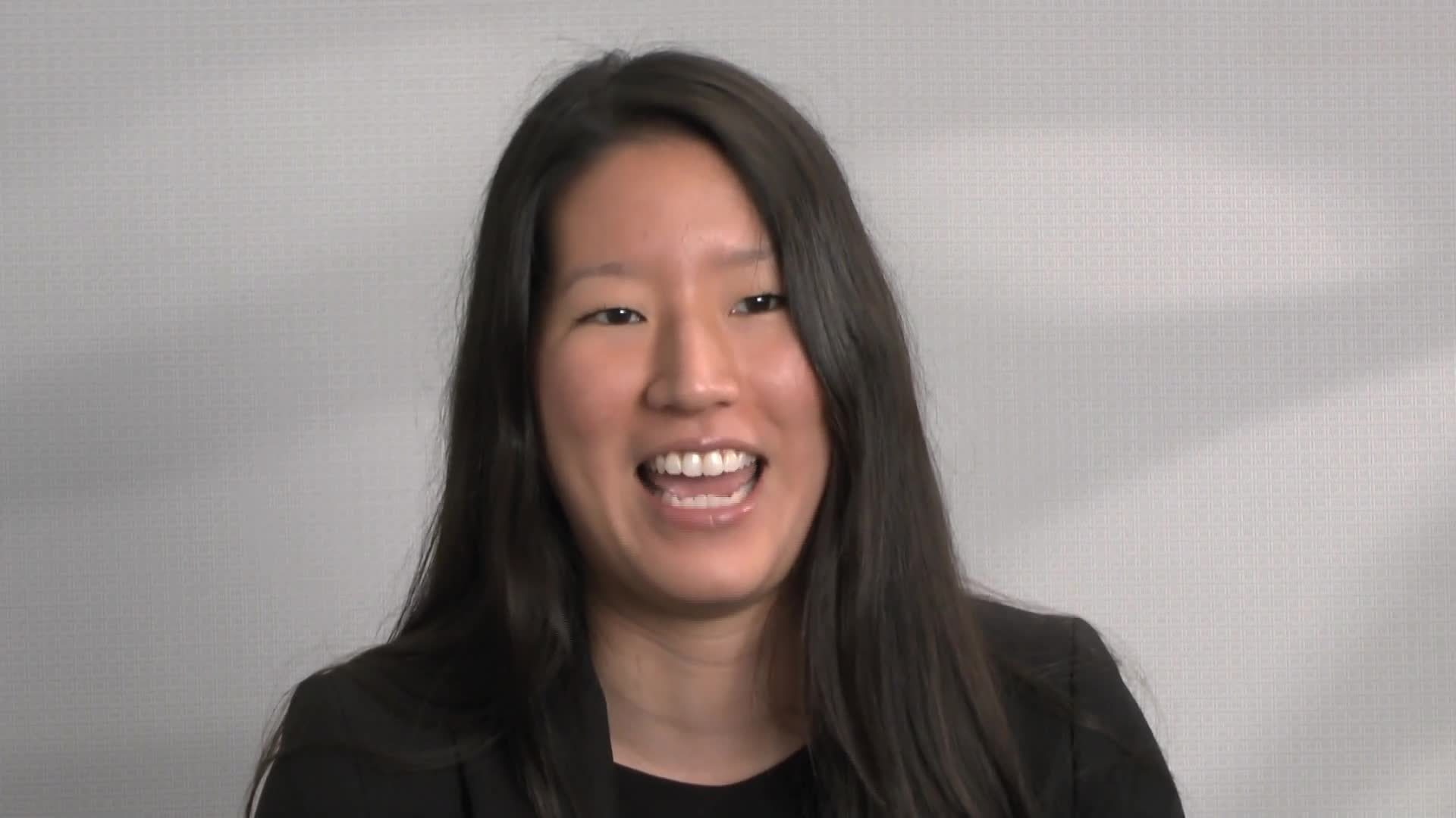 Alice Choo describes her experience with her associate and partner liaisons.