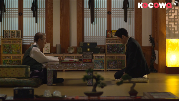 [Money Flower: Episode 18] Let me greet you, Grandfather