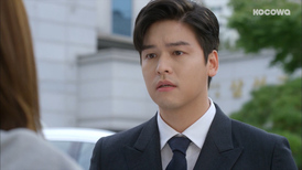 [My Only Ally: Episode 17] Documents over flowers