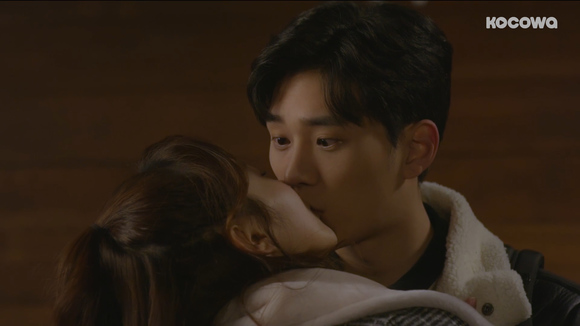 [My Healing Love: Episode 35] My GI tract is clean now. Can I kiss you?