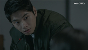 [Red Moon, Blue Sun: Episode 10] The killer with a good face