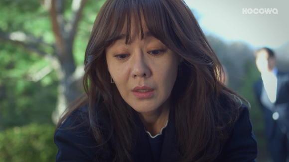 [Ms. Ma, Nemesis: Episode 31] You're buried but I can't dig you out