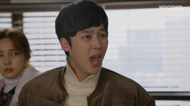 [My Healing Love: Episode 56] Did you just beat up a victim inside a law office?
