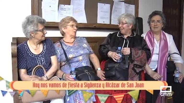 Fiesteros - Ep. 1 - Sigüenza y Alcázar de San Juan