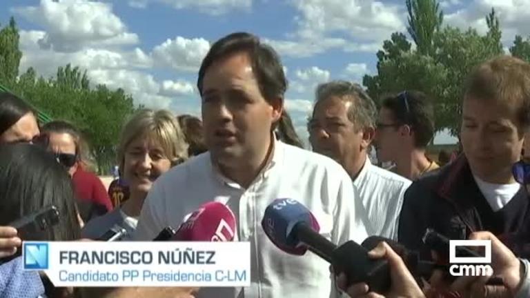 PP: Núñez critica el anuncio de Page sobre Atención Primaria,