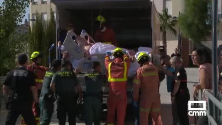 La familia denuncia el trato a un joven de Puertollano con problemas de salud y 385 kilos de peso