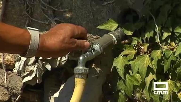 Se restringe el uso de agua en la mancomunidad de El Real de San Vicente