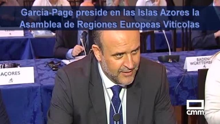 La Asamblea Europea de Regiones Vitivnícolas reclama mantener las ayudas de la PAC al vino y otras noticias del día