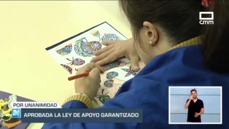 Castilla-La Mancha, primera región que garantiza por ley los planes de futuro de personas con discapacidad sin autonomía personal