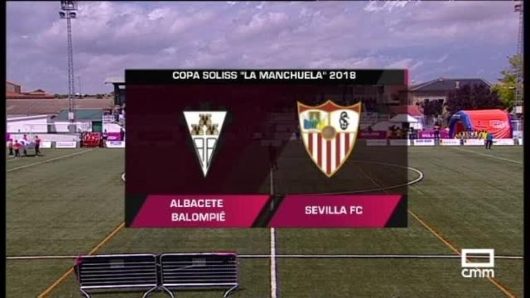 Sevilla FC - Albacete Balompié