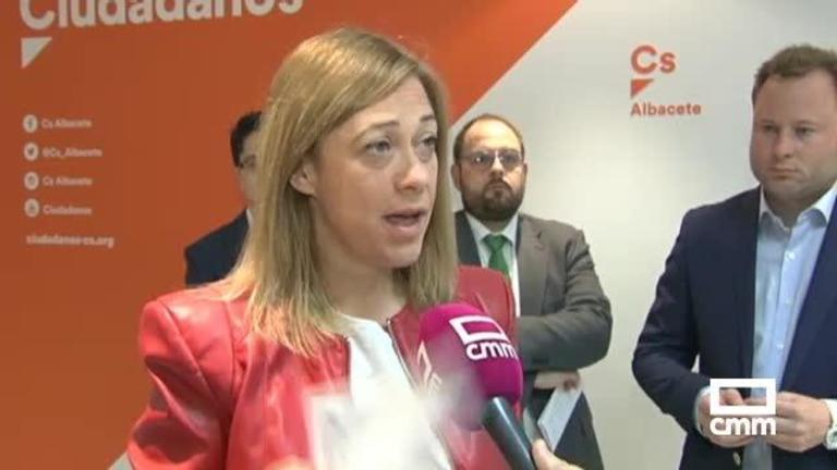 Ciudadanos: Picazo aborda la situación actual de los abogados en Castilla-La Mancha