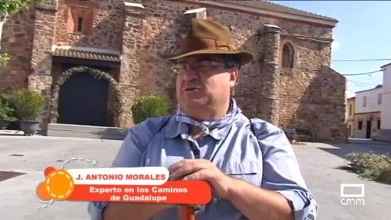 La ruta del Camino de Guadalupe