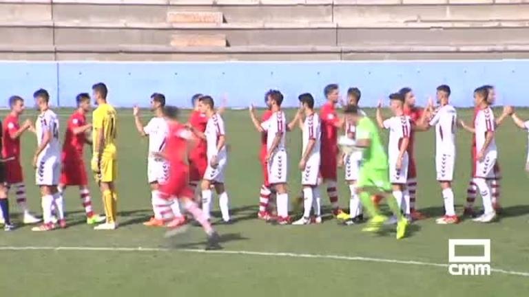 AT Albacete - CD Tarancón (2-2)