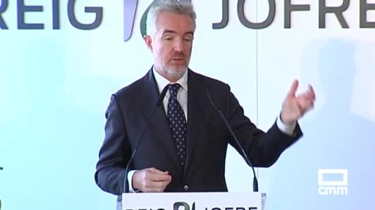 Sánchez inaugura en Toledo la ampliación de una planta farmacéutica