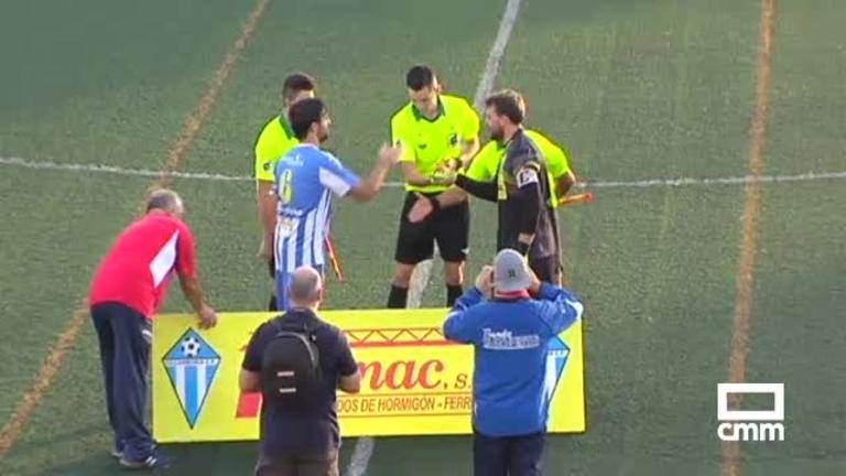 Villarrubia CF - CD Manchego (0-0)