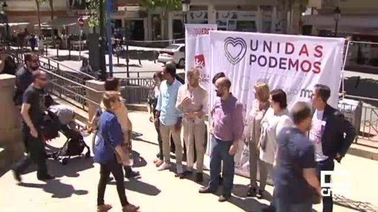 Unidas Podemos: Alfonso Moratalla quiere continuar con el proyecto de Ganemos en el Ayto. de Albacete