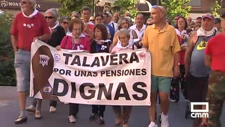 Día del Mayor: Los jubilados de la región reclaman en la calle pensiones dignas