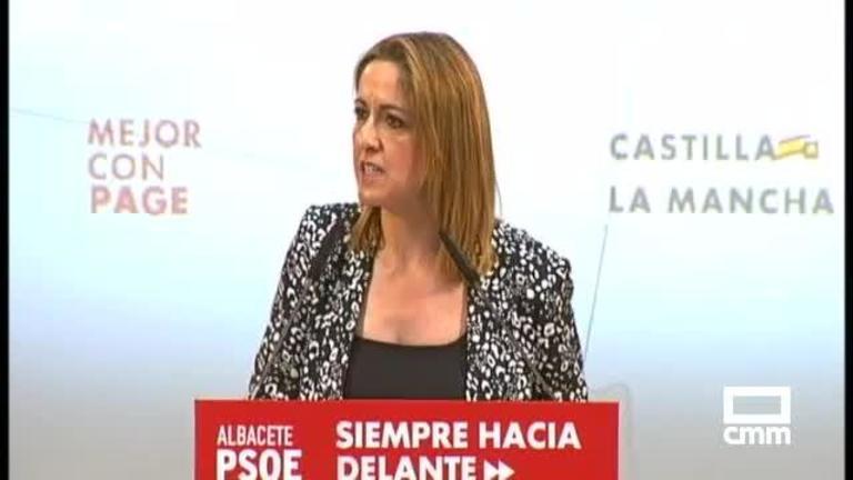 PSOE: Cristina Maestre propone hacer una Europa más social, que vaya más allá del ámbito macroeconómico
