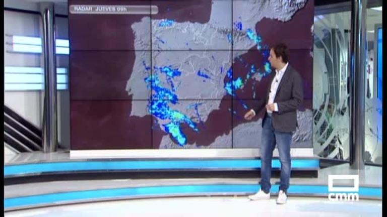 Cuenca, Guadalajara y Albacete en aviso amarillo por fuertes lluvias