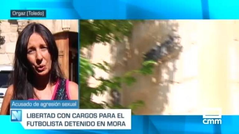 Libertad con cargos por presunta agresión sexual para el futbolista del Mora CF