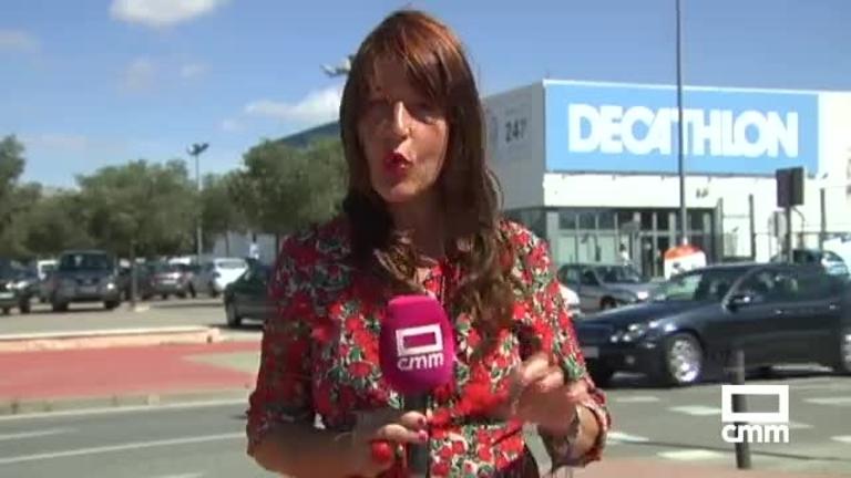 Atendido el primer afectado por golpe de calor en Albacete