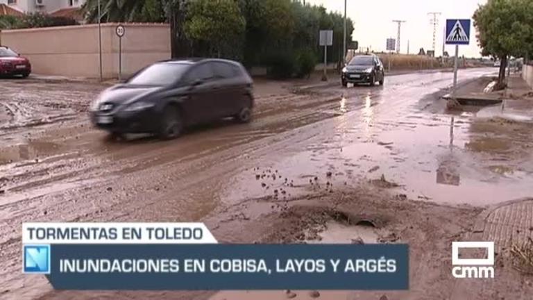 Los efectos de las tormentas en municipios de Castilla-La Mancha y otras noticias del día que te pueden interesar