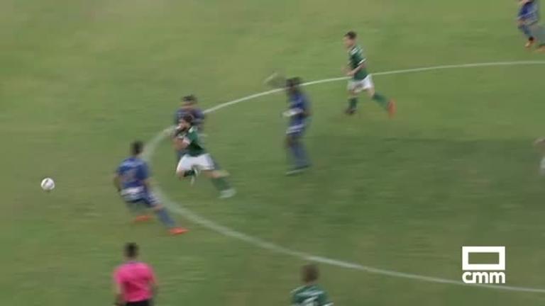 CD Toledo - UD Socuéllamos (0-0)