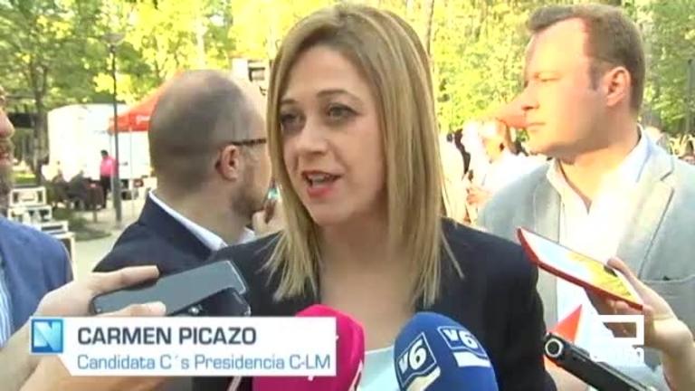 Ciudadanos: Picazo afirma tener una hoja de ruta con soluciones para sanidad y educación