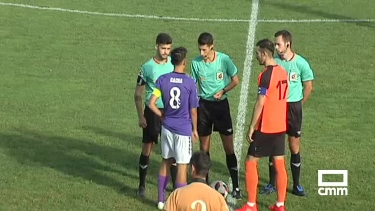 CD Guadalajara - CD Madridejos (3-1)