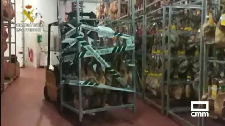 Retiran 4.000 paletas de cerdo ibérico falsas: ha habido inspecciones en Toledo