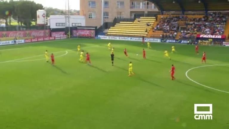Villarreal CF - UB Conquense (3-2)