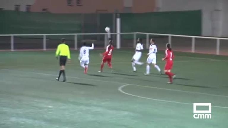 Mora CF - Almagro CF (2-1)