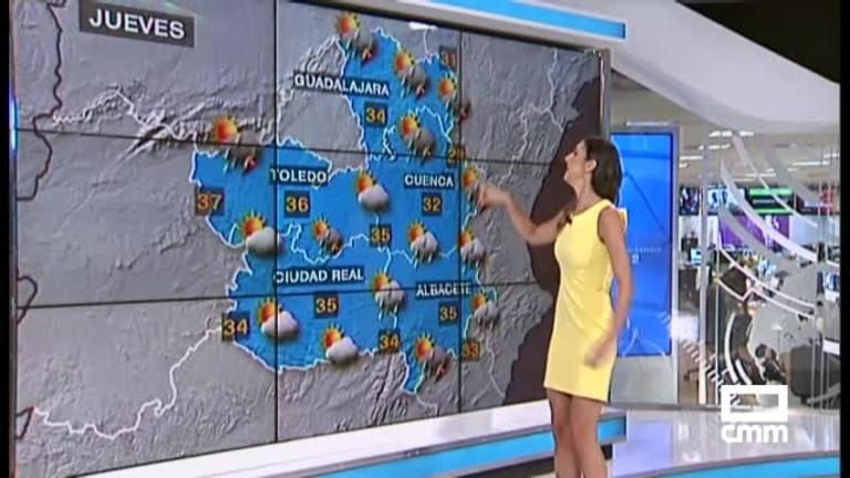 Albacete, Cuenca y Guadalajara, en aviso amarillo por tormentas y lluvia