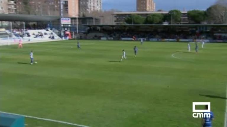 CF Talavera - Real Madrid Castilla (2-1)