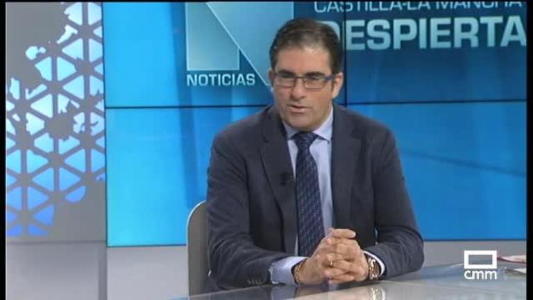 Entrevista  a Angel García Aparicio