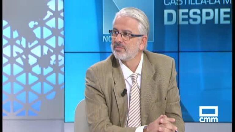 Entrevista a Alejandro Berenguel