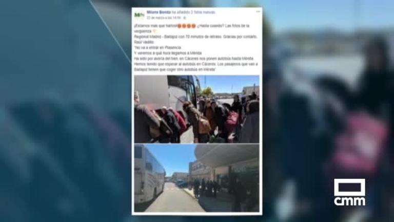 Tren Talavera-Madrid: 60 incidentes en un mes y un historial de problemas