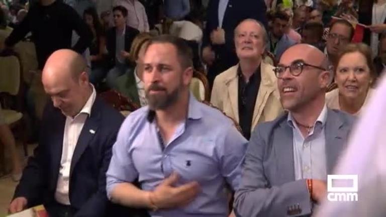 Vox: Santiago Abascal destaca que su partido ha contribuido a normalizar la vida política española