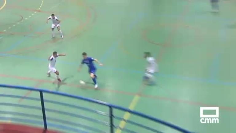 Manzanares FS vs Bisontes Castellón (4-0)