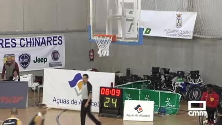 Amiab Albacete accede a cuartos de la Champions Cup
