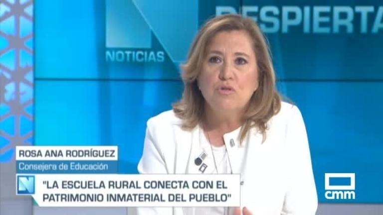 Rodríguez, consejera de Educación: \\