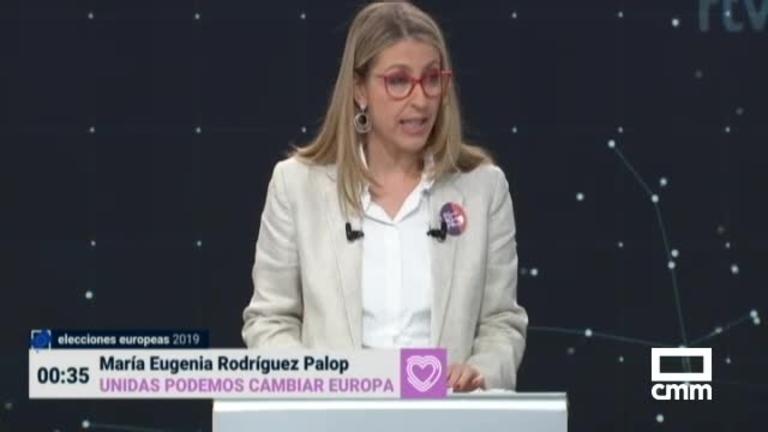 Unidas Podemos: Rodríguez Palop propone una sanidad universal sin copago