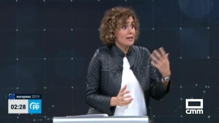 PP: Dolors Montserrat pone el acento en el problema catalán y defiende la innovación y la PAC