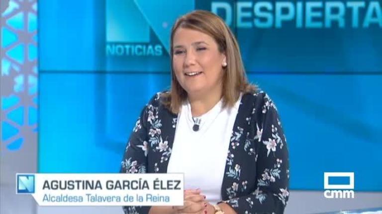 Entrevista a Tita García-Elez