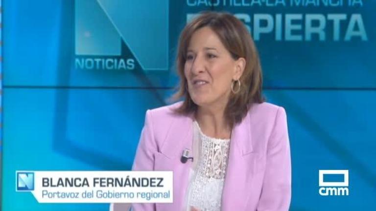 Entrevista a Blanca Fernández