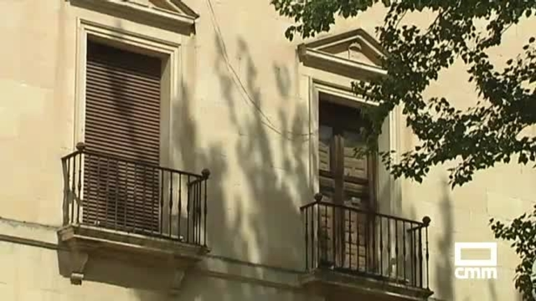Esta es la historia de la polémica del Palacio del Infantado de Guadalajara